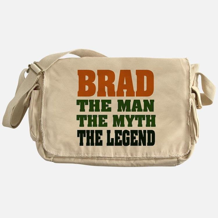 BRAD - the legend Messenger Bag
