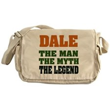 DALE - The Legend Messenger Bag