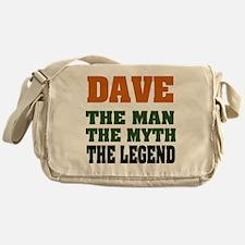 DAVE - The Legend Messenger Bag