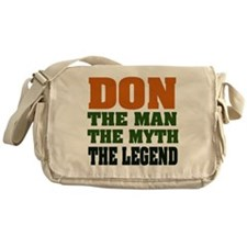 DON - The Legend Messenger Bag