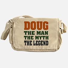 DOUG - The Legend Messenger Bag