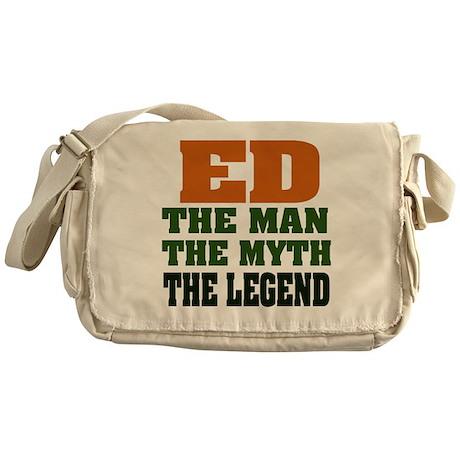 ED - The Legend Messenger Bag