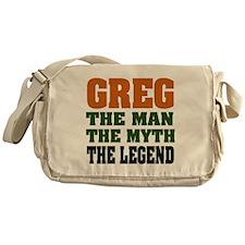 GREG - The Legend Messenger Bag