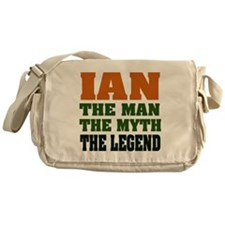 Ian the Legend Messenger Bag
