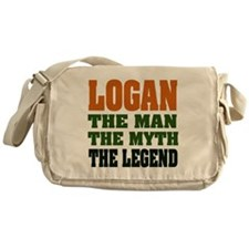 LOGAN - the legend! Messenger Bag