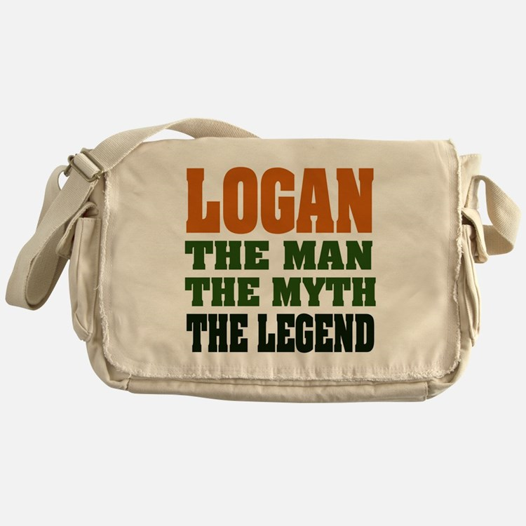 LOGAN - the legend! Messenger Bag