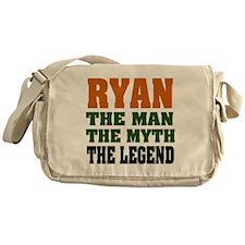 RYAN - the legend! Messenger Bag