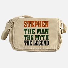 STEPHEN - the legend Messenger Bag