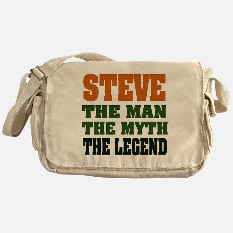 STEVE - The Legend Messenger Bag