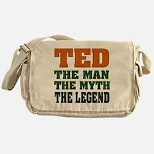 TED - The Legend Messenger Bag