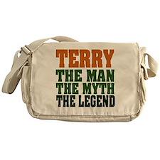 TERRY - the legend Messenger Bag