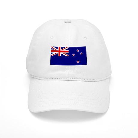 New Zealand Flag Cap