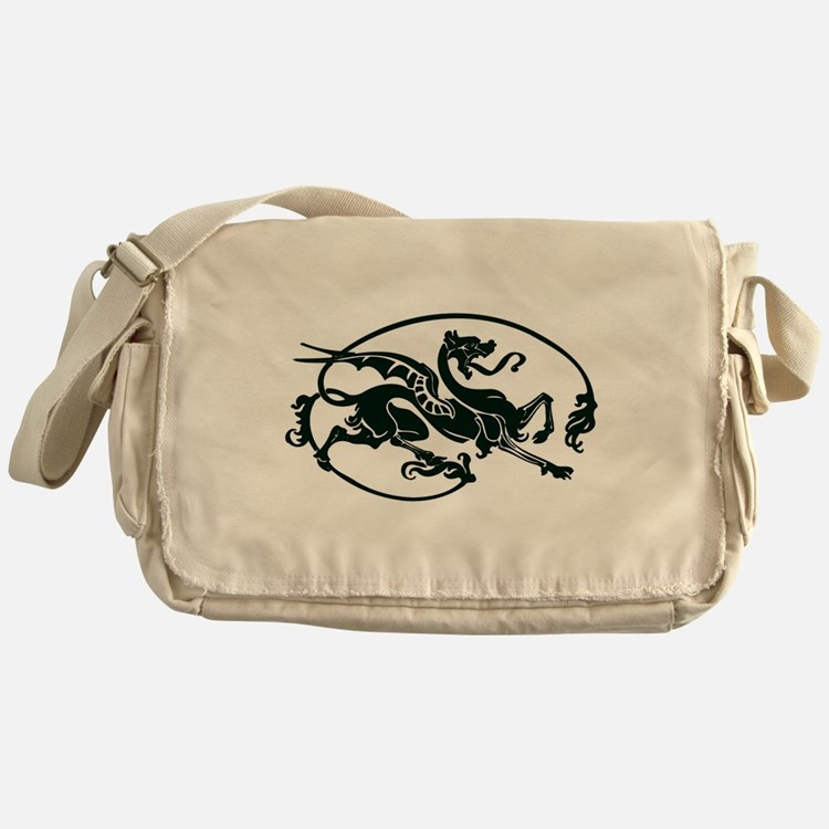 Hippogriff Messenger Bag