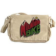 Mountain Bike 2 Messenger Bag