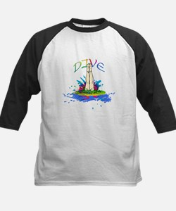 Colorful Dive Tee