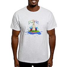 Colorful Dive T-Shirt