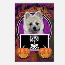 Just a Lil Spooky Cairn Postcards (Package of 8)