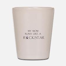 Rockstar Mom... Shot Glass