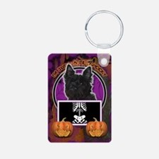 Just a Lil Spooky Cairn Keychains