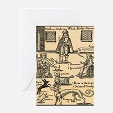 Matthew Hopkins Greeting Card