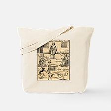 Matthew Hopkins Tote Bag