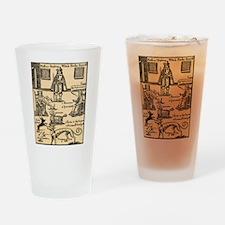 Matthew Hopkins Drinking Glass