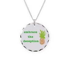 Cute Pineapple psych Necklace