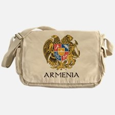 Armenian Coat of Arms Messenger Bag