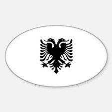 Albanian Eagle Decal