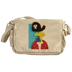 Pirate 1 Messenger Bag