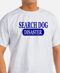 Disaster Search Dog T-Shirt