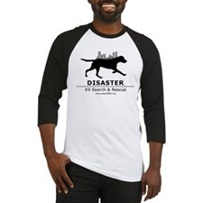 Running Dog Baseball Jersey