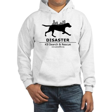 Running Dog Hooded Sweatshirt