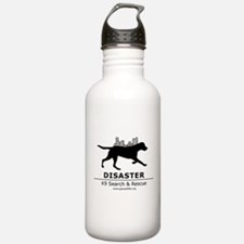Running Dog Water Bottle