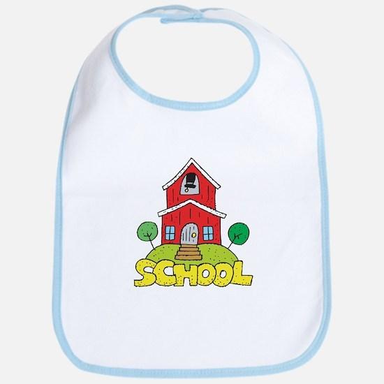 School House Bib