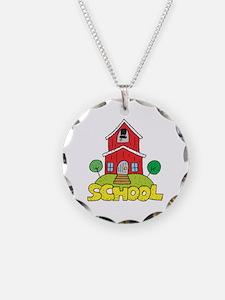 School House Necklace
