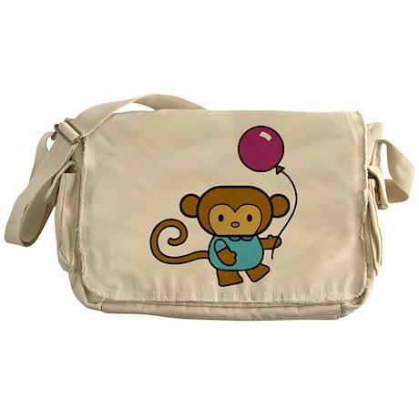 Bobo Monkey Messenger Bag