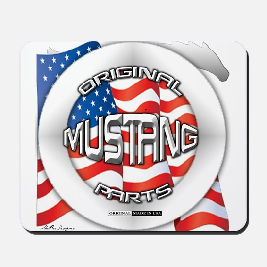 Mustang Original Mousepad