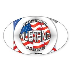 Mustang Original Decal