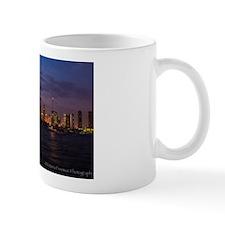 Mug with San Diego Skyline