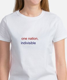 One Nation Indivisible Women's T-Shirt