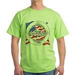 Mustang Classic 2012 Green T-Shirt
