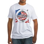 Mustang Classic 2012 Fitted T-Shirt