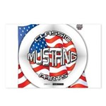 Mustang Classic 2012 Postcards (Package of 8)