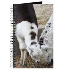 Baby and Mama AlpacaJournal