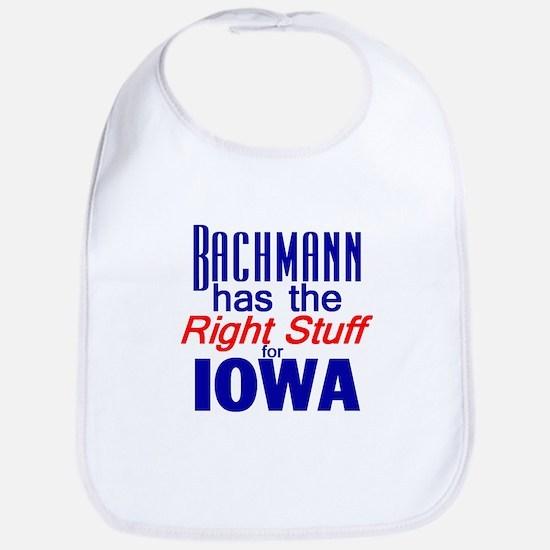 Bachmann IOWA 2012 Bib