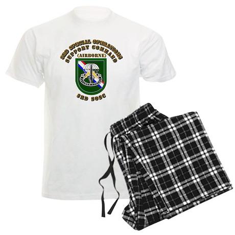 SOF - 3rd SOSC Men's Light Pajamas