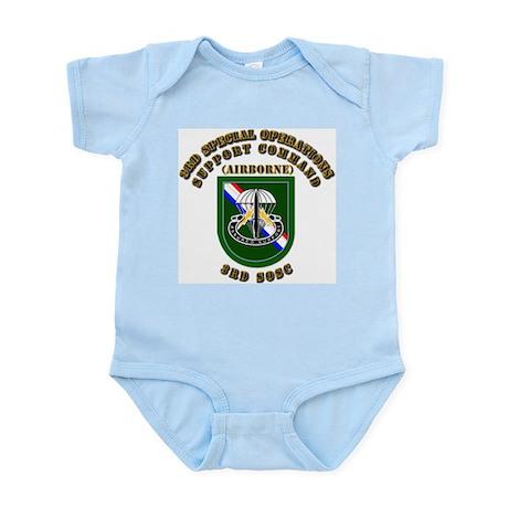 SOF - 3rd SOSC Infant Bodysuit