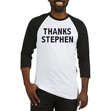 Thanks Colbert Baseball Jersey