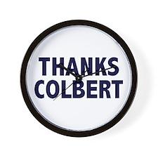 Thanks Colbert Wall Clock